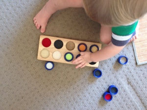 Sensory tacticle puzzle