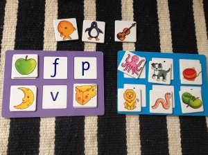 Phonic game