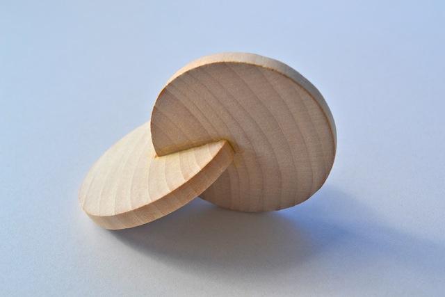 interlocking disc