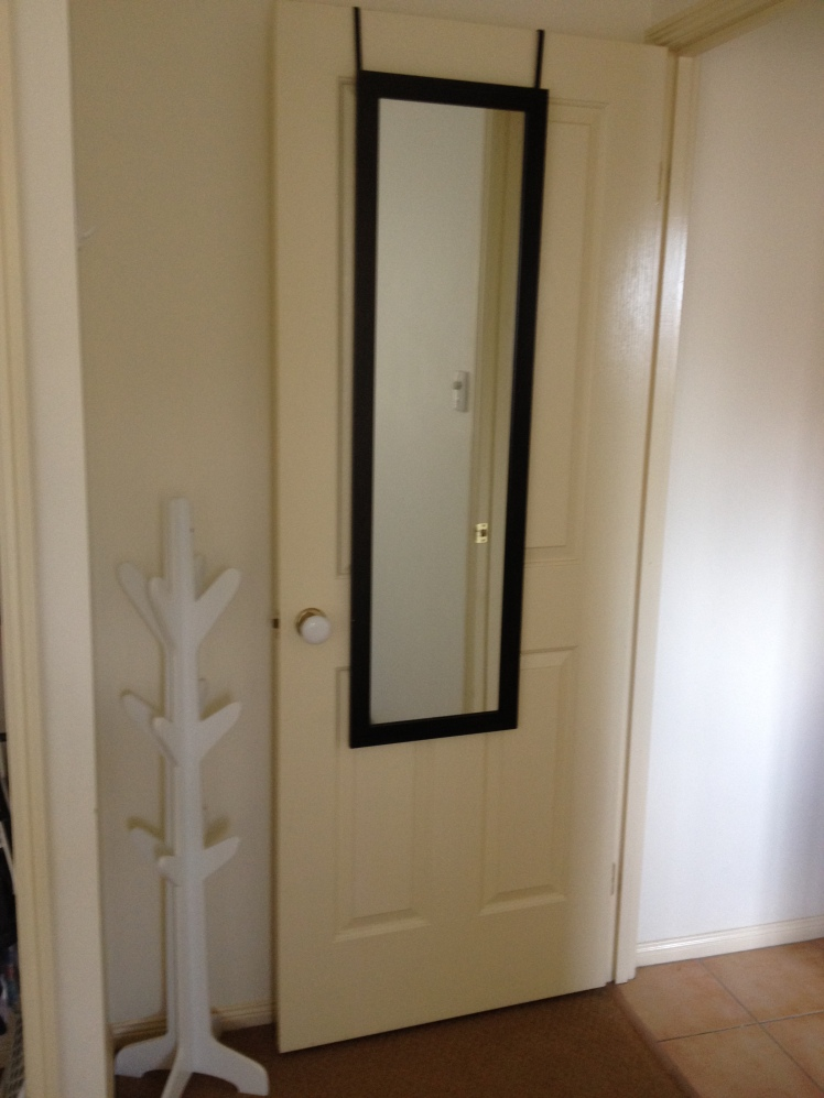 Mirror and Coat Robe stand