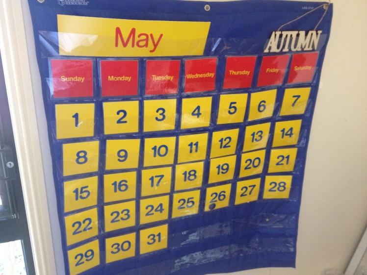 at home calendar