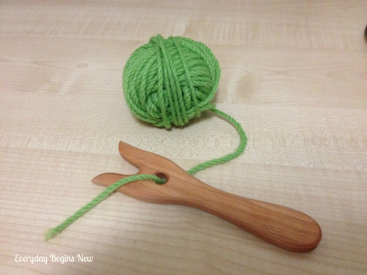 knitting for beginning