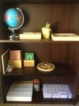 4 year olds work shelf