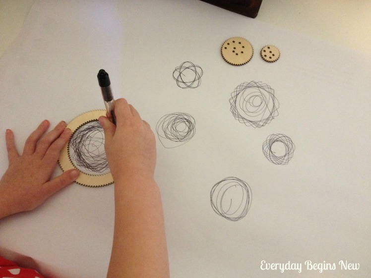 spirograph at 4 years