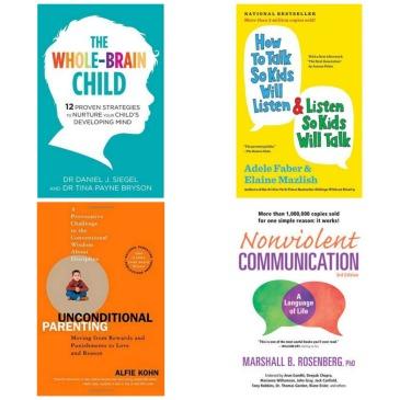 parenting-books-collage