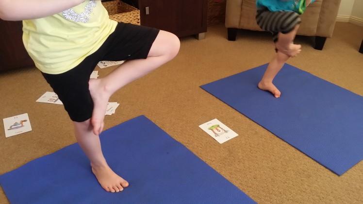 sibling-yoga-practice