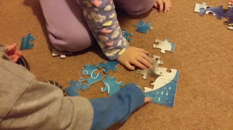 working-together-on-a-puzzle