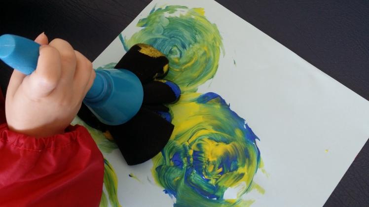 sensory-painting
