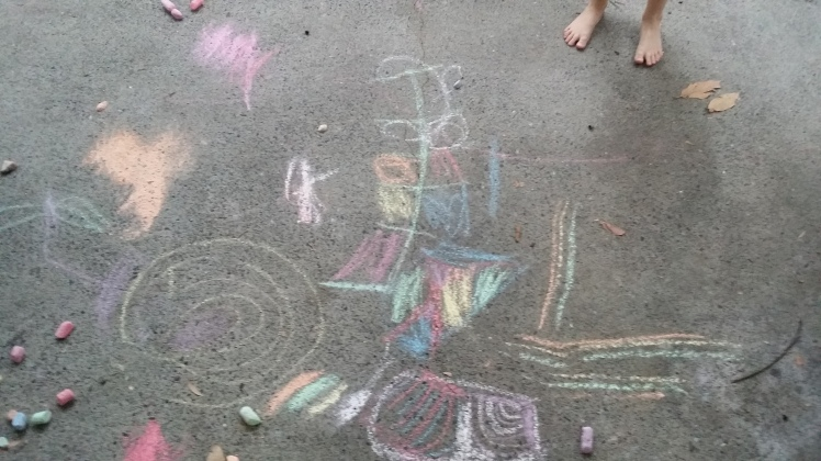creating-chalk-art