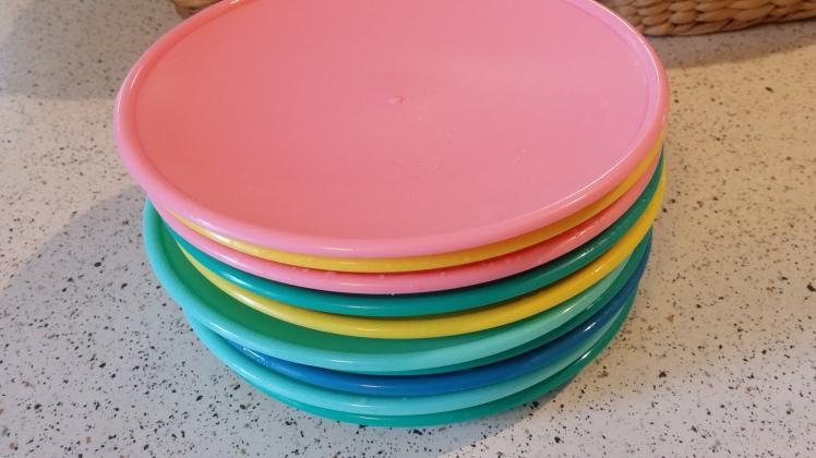 reusable food plates
