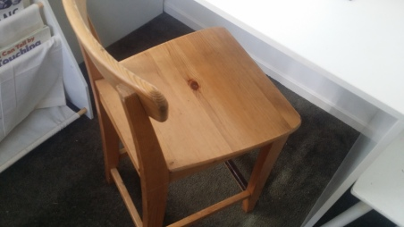 new childrens chair for study