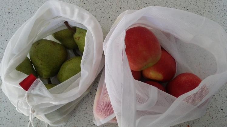 reusbale produce bags