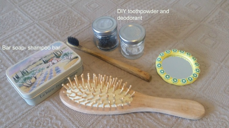 Zero waste travel personal care items- edited