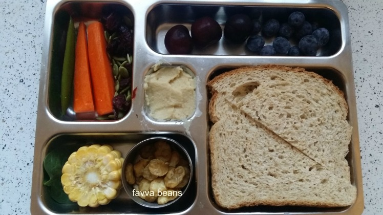 Lunches at 5 years 3