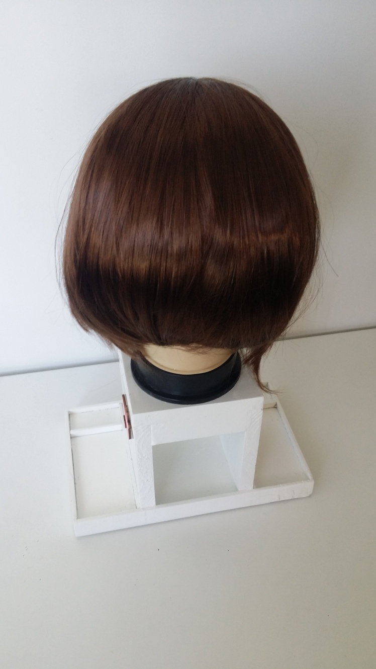 hair dressing doll bob haircut