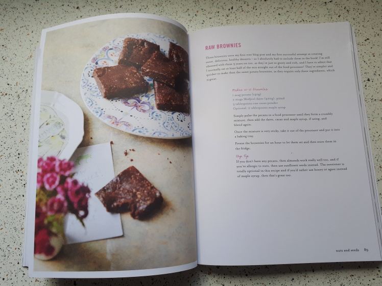 Deliciously Ella Raw Brownies