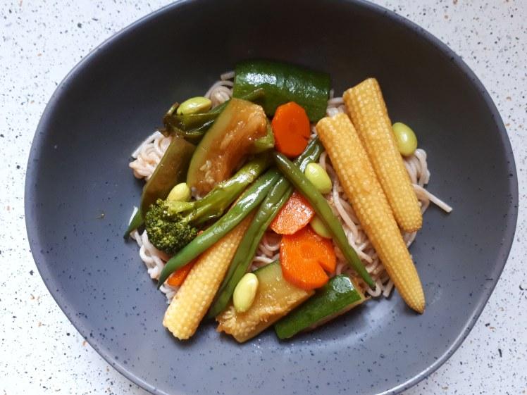 plant-based dinner 5