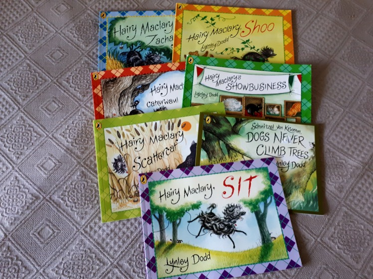 Hairy Maclary children's book set
