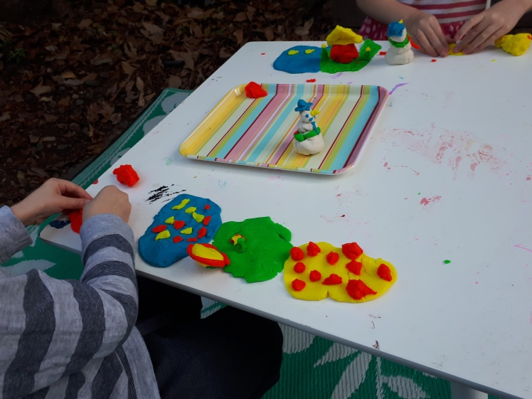 Colourful Playdough play at home.jpg