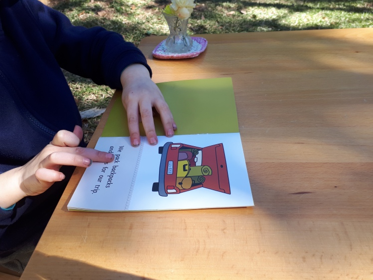 Using Readers in a Montessori classroom