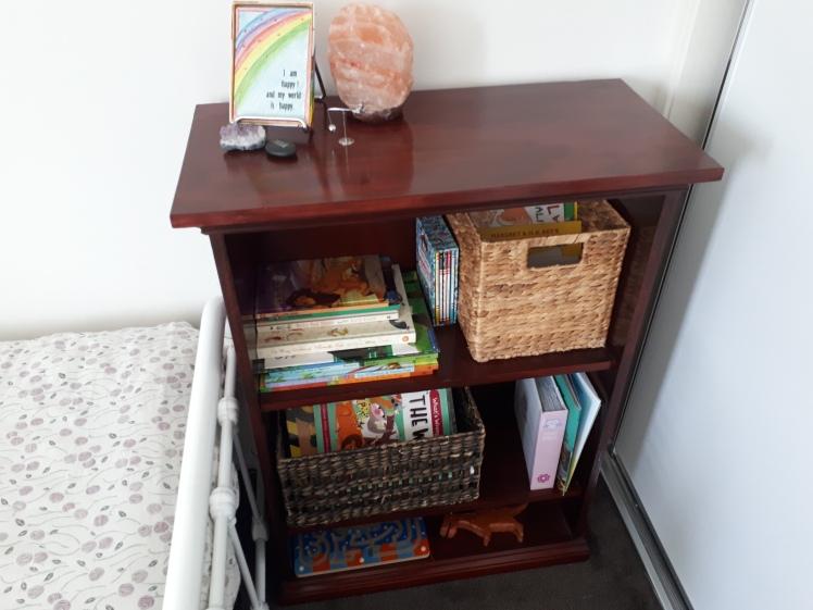Simplified childrens bedroom 1