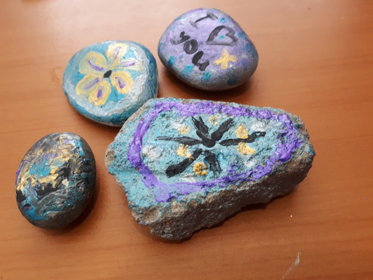 rock painting with metalic paints.jpg