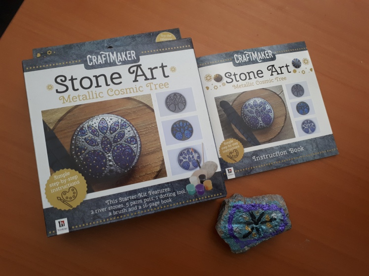 Stone art with metalic paints.jpg