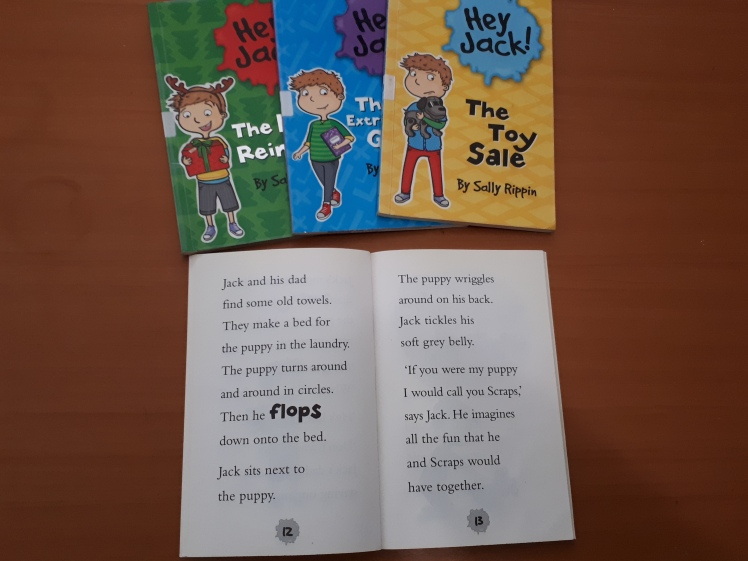 childrens early chapter books