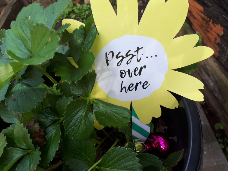Easter egg hunt for 2019- every day begins new blog