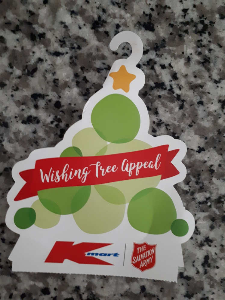 Kmart Wishing Tree Appeal