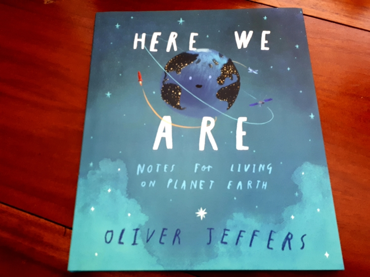 Oliver Jeffers- Here We Are